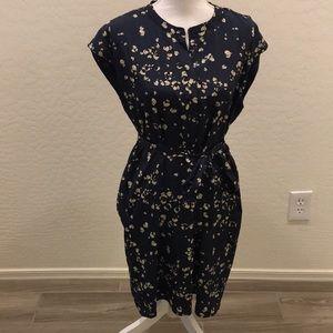 Floral dress - XL